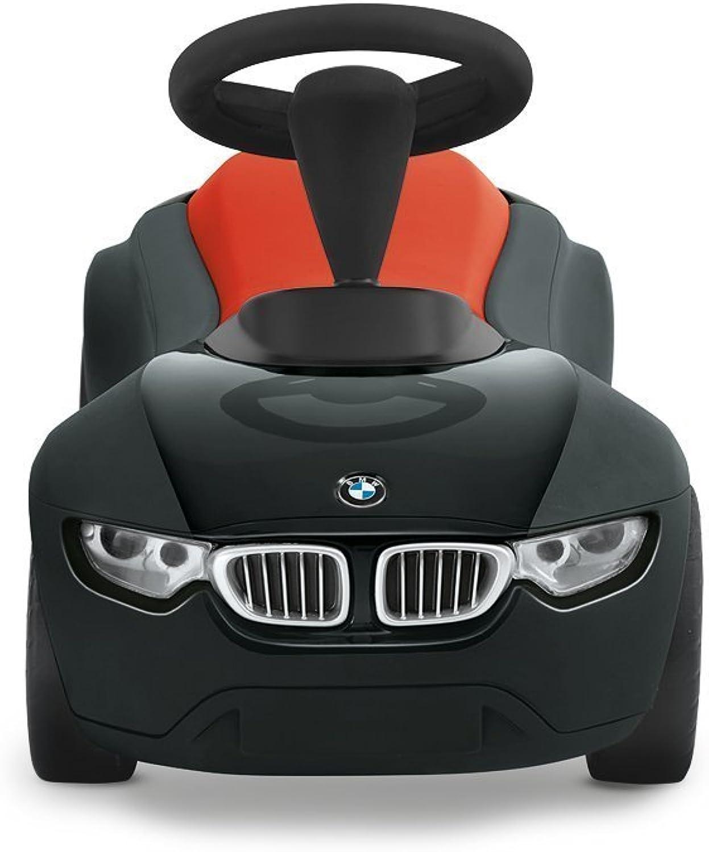 Tu satisfacción es nuestro objetivo BMW - Baby Racer III, Coche de Juguete, Color Negro Negro Negro y Naranja (80932361375)  online barato