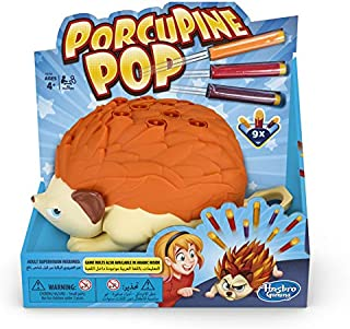 Porcupine Pop Game For Kids Ages 4 and Up