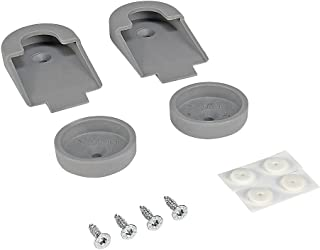 Miele 9612041 Waschmaschinenzubehör, Verbindungsset zu Wasch-Trockenverbindungssatz