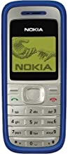 Nokia 1200 Dual-Band EGSM 850/1900 GSM Cell Phone - Unlocked