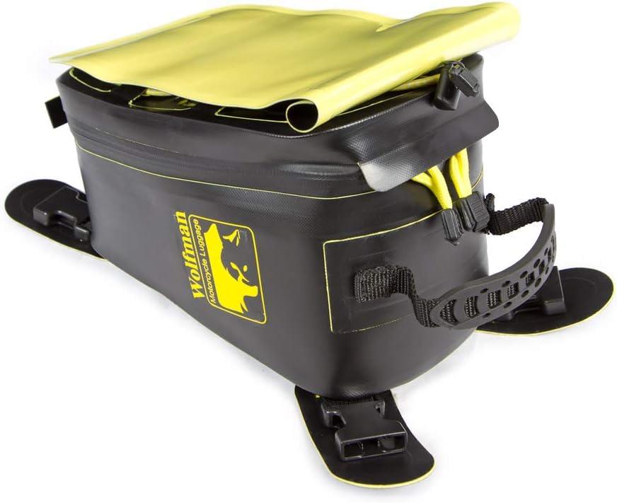 Wolfman Luggage Enduro Tank Bag WP: Automotive