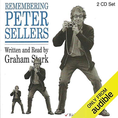 Remembering Peter Sellers audiobook cover art