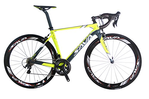 Sava Carbon Rennrad Road Bike Graceful 1.0,500 mm, 8,1 kg