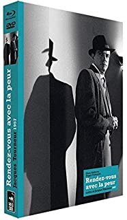 Rendez-Vous avec la Peur [Édition Collector Blu-Ray + DVD + Livre] (B00E66IW4A) | Amazon price tracker / tracking, Amazon price history charts, Amazon price watches, Amazon price drop alerts