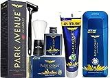 Park Avenue Luxury Good Morning Men's Grooming Essential Kit (7 Items in the set)