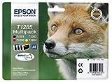 Epson C13T12854510 Cartouche d'Encre Couleurs Assortis Amazon Dash Replenishment est prêt