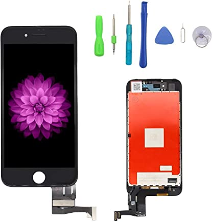 Screen Replacement for iPhone 7 Plus Black for LCD Display   Touch Screen  Digitizer Frame Assembly 508ca58d74