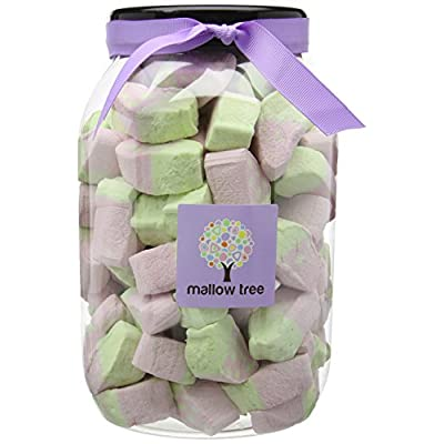 mallow tree strawberry slices marshmallows in a sweetshop jar 500 g Mallow Tree Strawberry Slices Marshmallows in a Sweetshop Jar 500 g 51uO6MycAQL