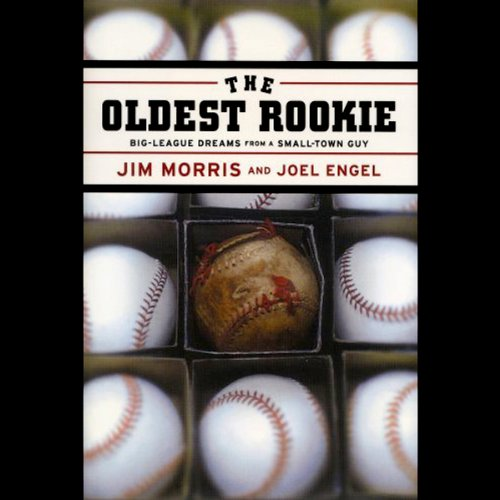 The Oldest Rookie audiobook cover art