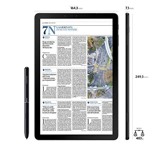 Samsung Galaxy Tab S4 + S Pen, Tablet, Display 10.5