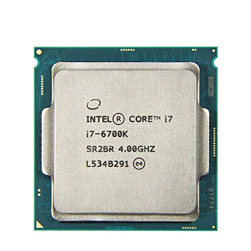Intel Core I7-6700K I7 6700k LGA1151 8MB Cache 4.0GHz Quad Core Processor CPU