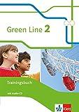Green Line 2: Trainingsbuch mit Audio-CD Klasse 6 (Green Line. Bundesausgabe ab 2014) - Harald Weisshaar