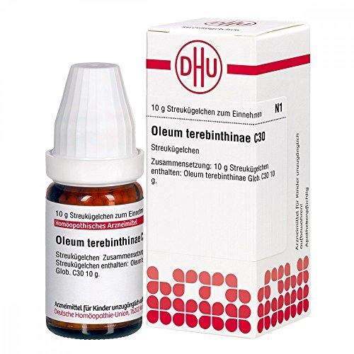 OLEUM TEREBINTHINAE C30, 10 g