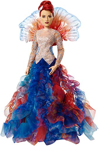 AQUAMAN Royal Gown MERA Doll 2