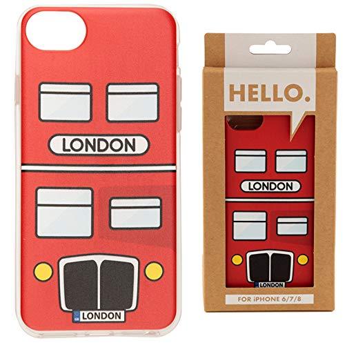 HoitoDeals 1 elegante funda para iPhone 6/7/8 para teléfono móvil, artículo de regalo