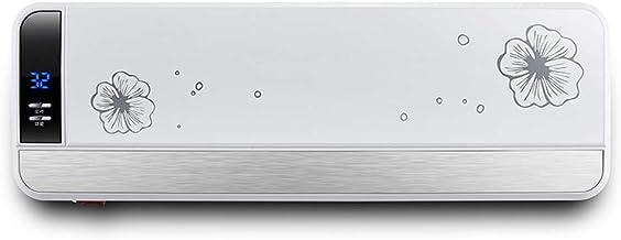 Calentador de Pared para baño, eléctrico portátil, Prueba de Agua y Ahorro de energía, Aire Acondicionado pequeño de 2000 W de Alta Potencia