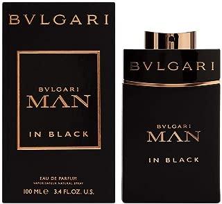 Bvlgari Perfume - Bvlgari Man In Black by Bvlgari - Perfume for Men - Eau de Parfum, 100 ml