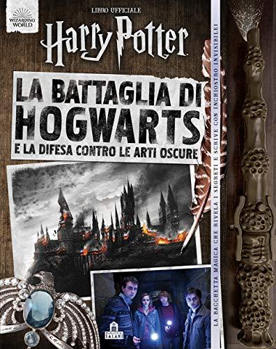 La battaglia di Hogwarts. Harry Potter. Con gadget