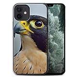 Stuff4 Phone Case for Apple iPhone 12/12 Pro Birds of Prey