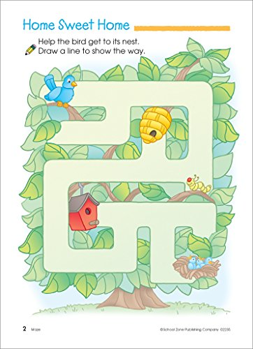 Preschool Basics P Ages 3-5 3