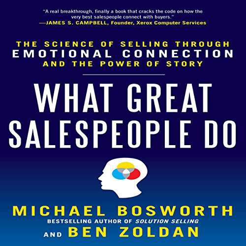 What Great Salespeople Do cover art