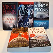 Five By Vince Flynn: Consent to Kill, Act of Treason, Protect and Defend, Extreme Measures, Pursuit of Honor (Mitch Rapp S...