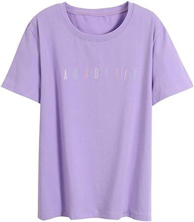 Nueva Camiseta del Verano De 2020, VersióN Coreana De Tops ...