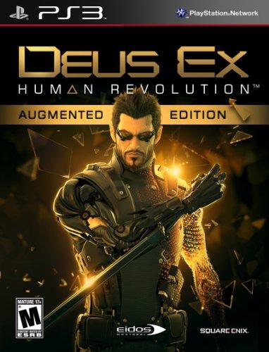 Square Enix Deus Ex Human Revolution Augmented Edition - Juego