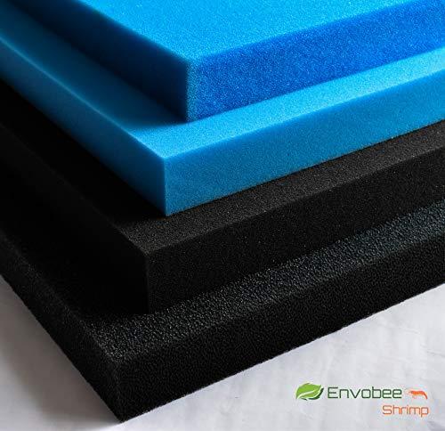 Friscer Filtro in schiuma filtro spugna filtro/ /Blu 3/cm Piastra PPI 20/Medio