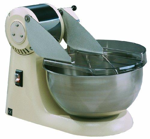 Keukenmachine professionele 10 liter professionele motor 600 watt voor de voorbereiding van pasta, werkt als een kneedmachine van de bakker.