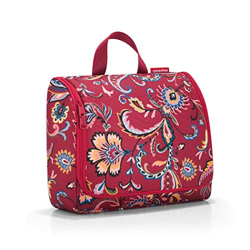 Reisenthel XL toilettas paisley ruby 4 L