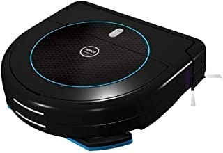HOBOT LEGEE-668 Robot Friegasuelos 62 Decibelios Plástico Negro