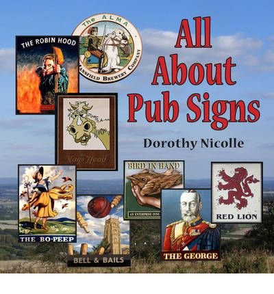 All About Pub Signs (Paperback) - Common