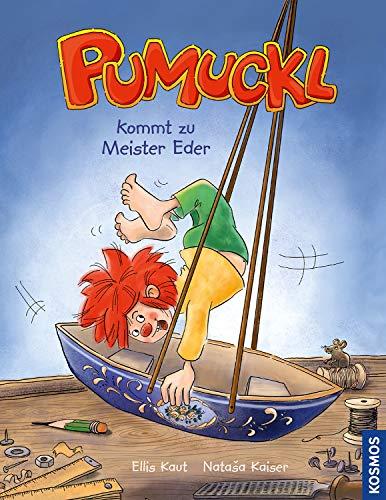"""Pumuckl Bilderbuch \""""Pumuckl kommt zu Meister Eder\"""""""
