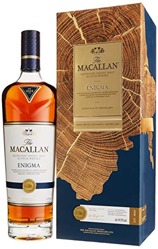 Macallan ENIGMA Highland Single Malt Scotch Whisky mit Geschenkverpackung (1 x 0.7 l)