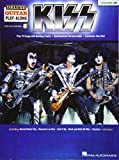 Kiss: Deluxe Guitar Play-Along Volume 18
