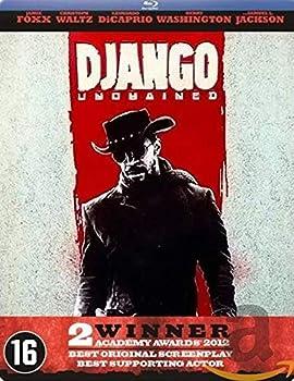 django unchained steelbook