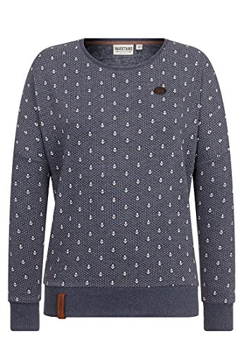 Naketano Damen Sweater Jane Forensik Sweater