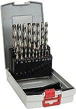 Bosch Professional 19tlg. ProBox Metallbohrer Set HSS-G (geschliffen, Zubehör..