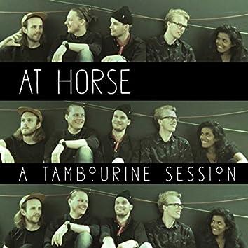 A Tambourine Session