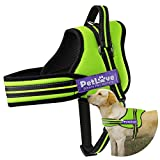 PetLove Dog Harness, Soft Leash Padded No Pull Dog Harness with All...