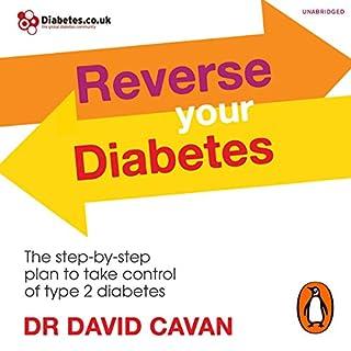 Reverse Your Diabetes audiobook cover art