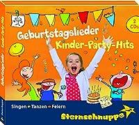 Geburtstagslieder & Kinder-Party-Hits: Doppel-CD zum Singen Tanzen Feiern