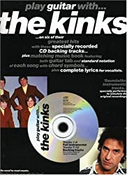 Play Guitar With... The Kinks Tab Book/Cd