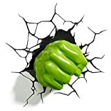 Disney 3D Hulk Fist Light
