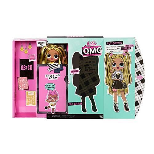 L.O.L. Surprise réf 565123 O.M.G. Alt Grrrl poupée avec 20 Surprises