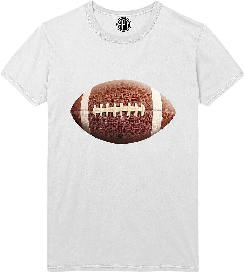 Football Ball Three-D Printed T-Shirt