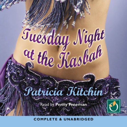 Tuesday Night at the Kasbah audiobook cover art