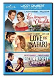 Lacey Chabert 3-Movie Collection (Love, Romance And Chocolate, Love OnSafari, Moonlight In Vermont) [USA] [DVD]