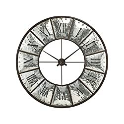 AR Lighting Queen and Country Wall Clock